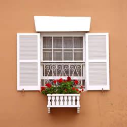 caribbean shutters